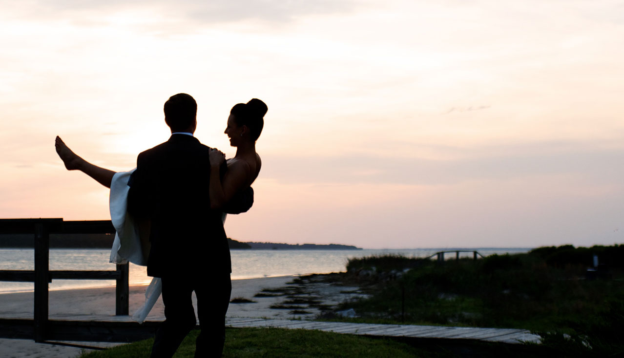 Imagine your Wedding at <strong>Seabrook Island</strong>
