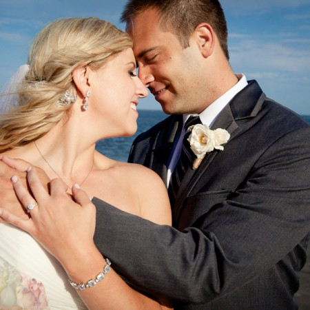 Seabrook Island Bride & Groom