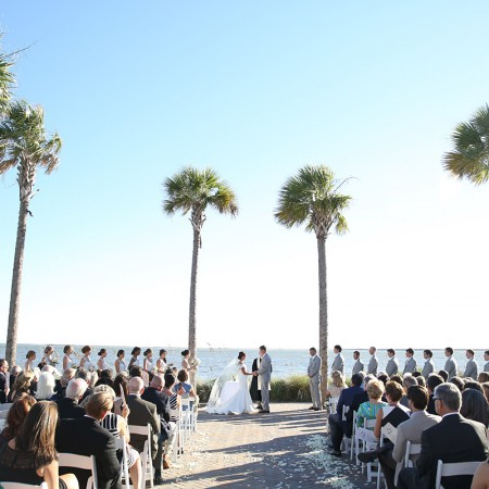 Oceanfront Wedding Day