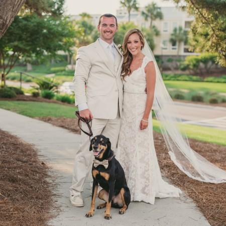 Colleen and Dan Seabrook Wedding