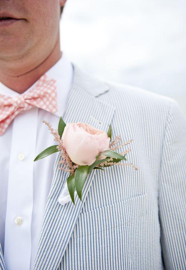 seersucker wedding ideas