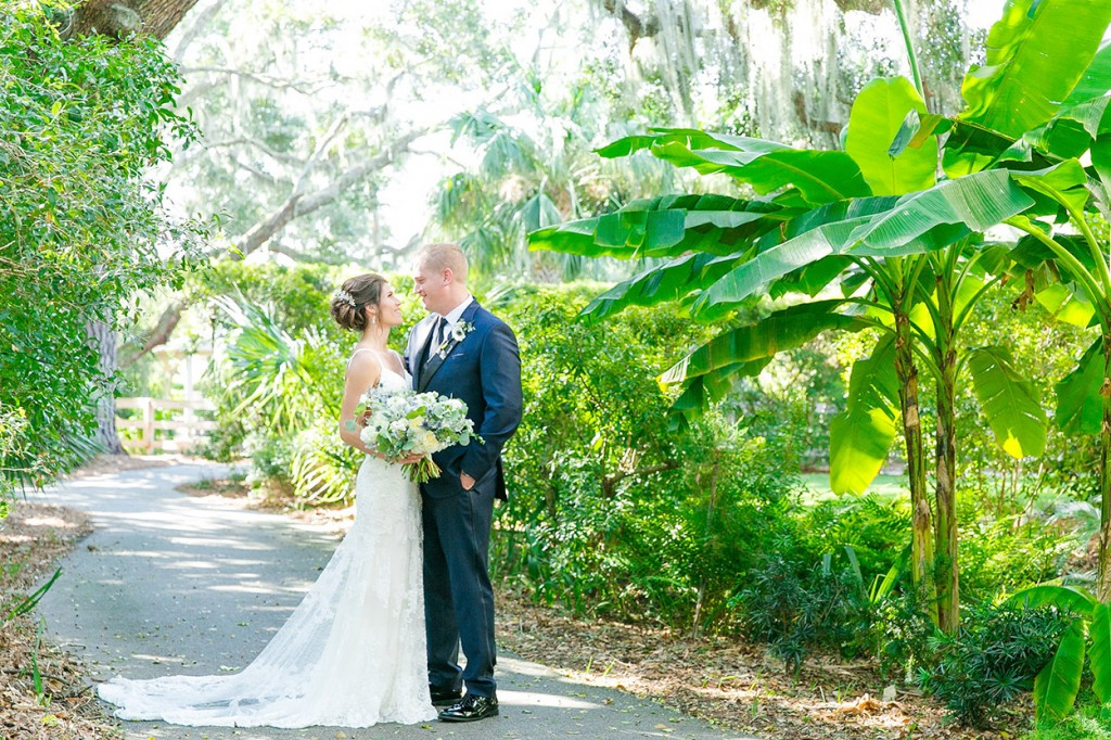 Crystal and Lance's wedding. The couple had a beach wedding at Seabrook Island Weddings.