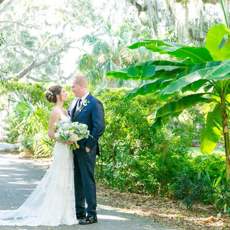 Crystal and Lance Seabrook Island Wedding