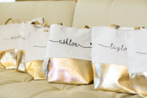 bridesmaids gift bags for bachelorette party