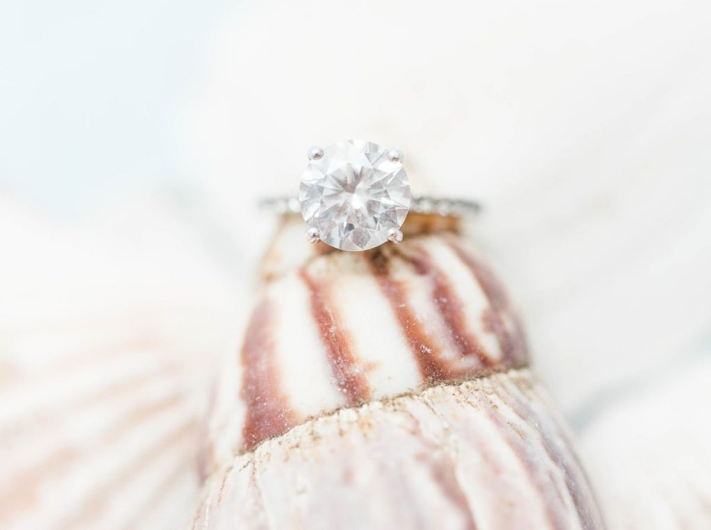 engagement-ring-on-shell