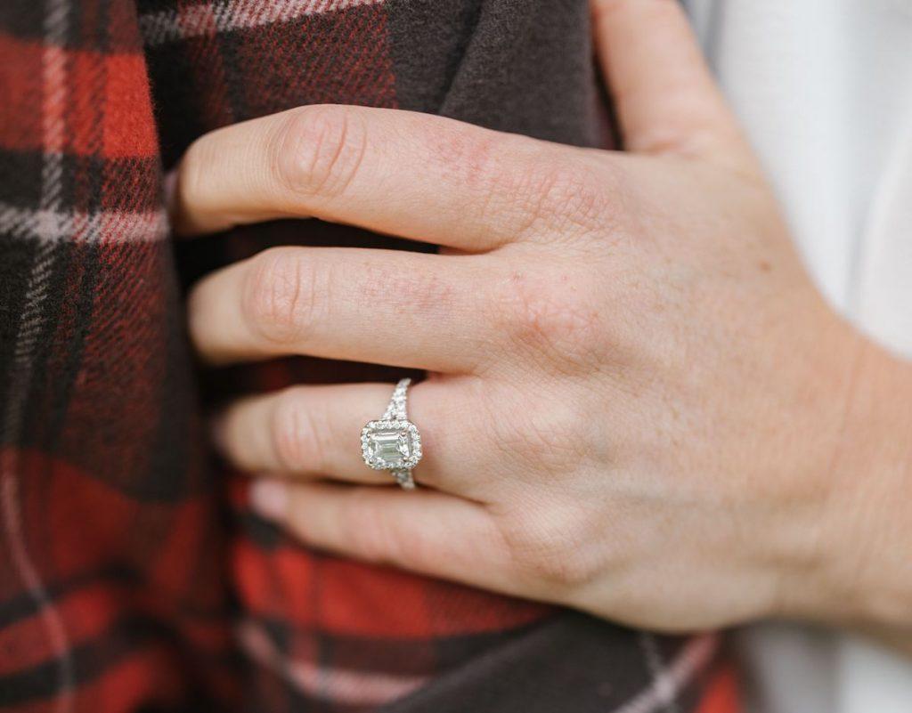 Engaged in Charleston SC