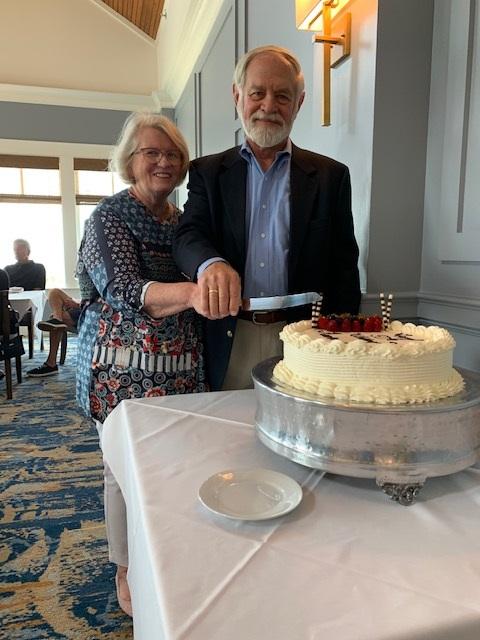Kathleen and Edward Galto 50th anniversary at Seabrook wedding venue